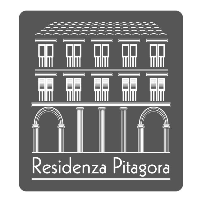 logo residenza pitagora