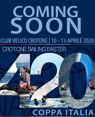 locandina regata 420 HOME SITO